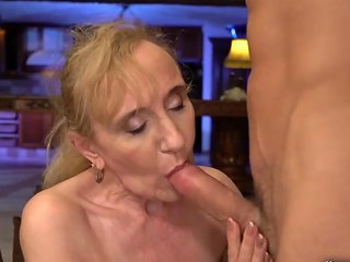 Fat Ass Old Blonde Destroyed By A Beefcake Porn Videos